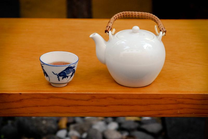 Introducción al mundo del té en www.oddcatrina.com