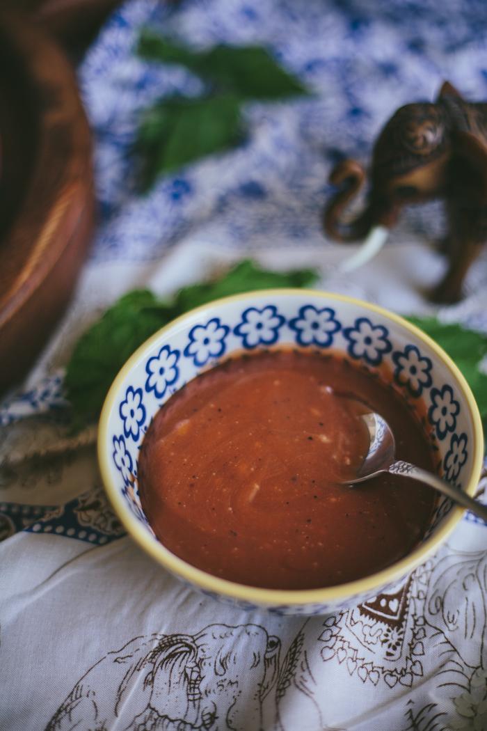 Thai Tea Caramel   Adventures in Cooking
