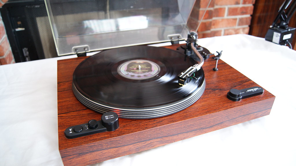 Audioless Winnipeg Group!: Micro Seiki DD-24 Turntable