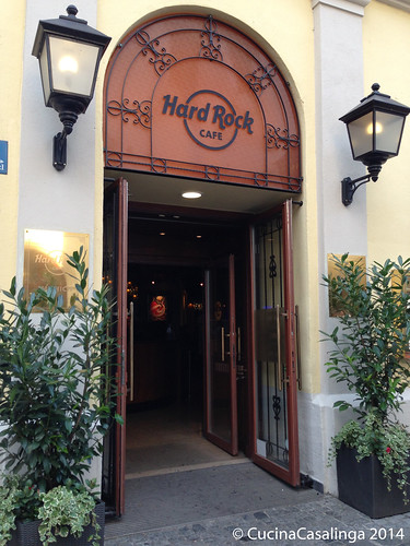 Hard Rock Cafe Muenchen Eingang