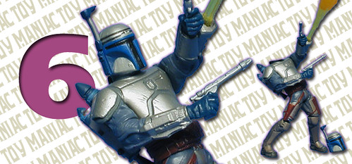 Jango Fett (Final Battle)