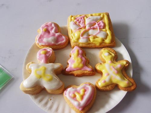 彩繪餅乾活動分享10