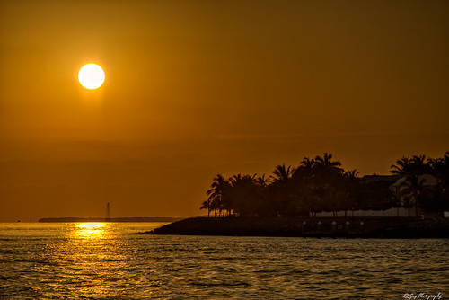 Near Sunset Over Gulf Of Mexico, Key west.jpg