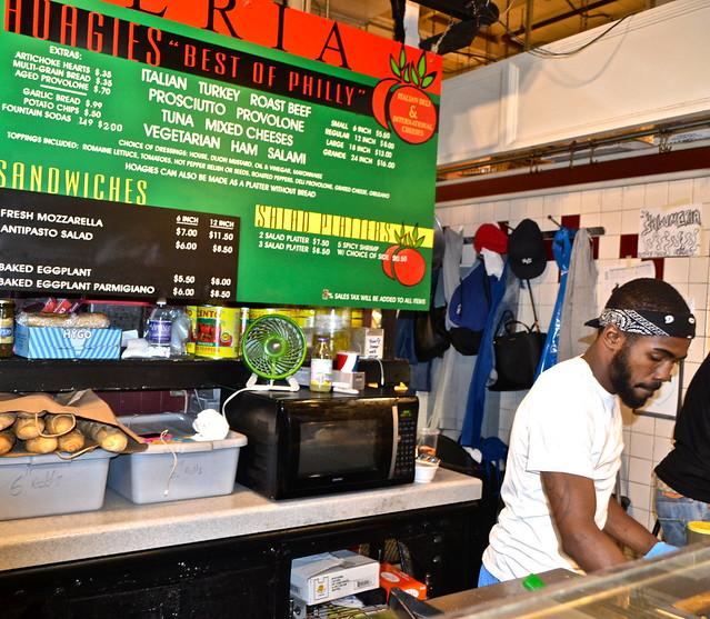 Hoagies - Official Sandwich of Philadelphia