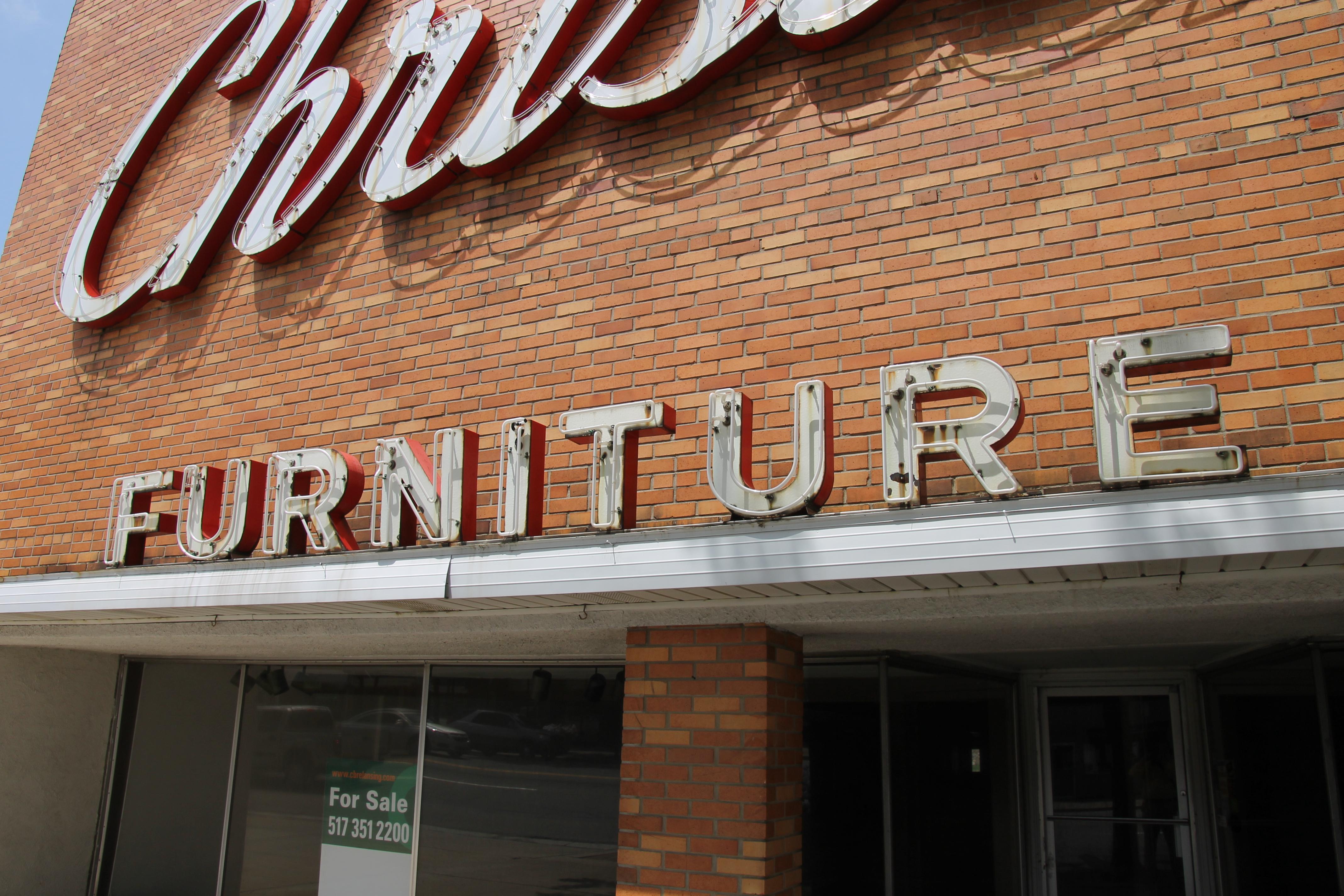 Christensen s Furniture Store Building Charlotte