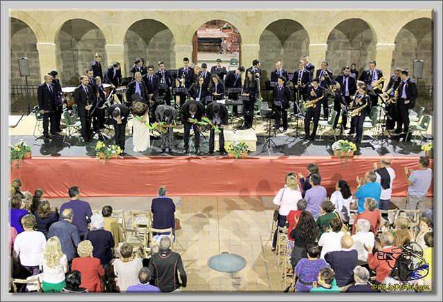 16 Concierto de la Banda Municipal de Música de Briviesca con solistas