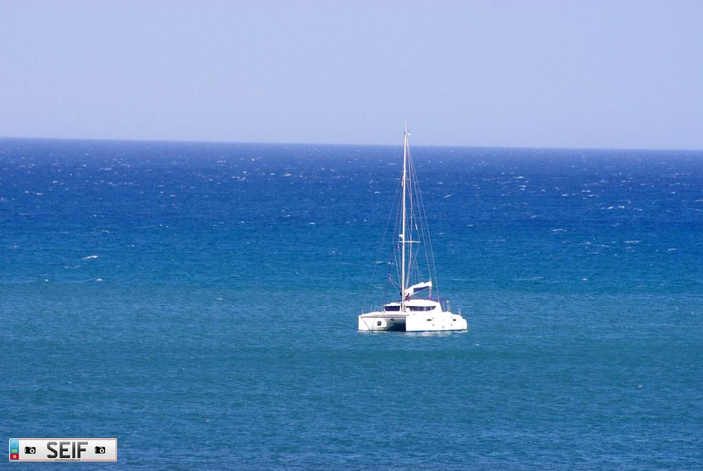 Wind boat Tunisia 2015