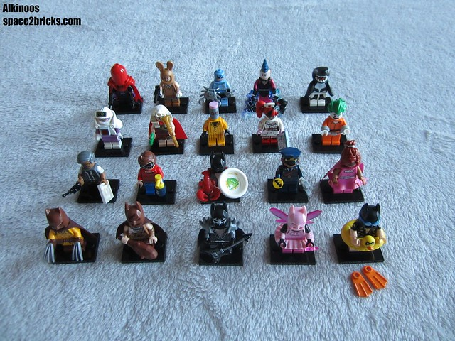 Lego Minifigures The Lego Batman Movie p24