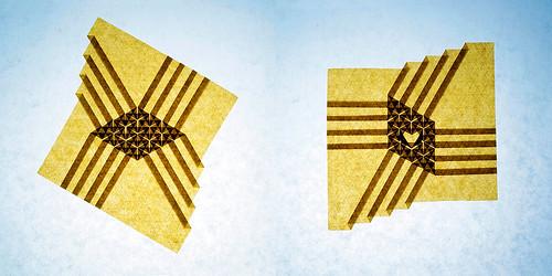 Origami Tessellations 2017