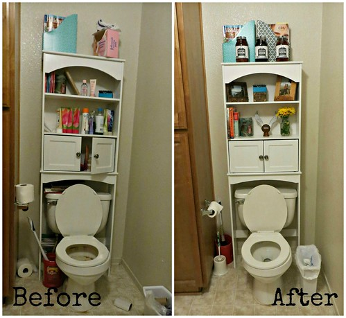 BathroomBefore After