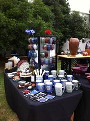 2011 0611 Ojai Show - Troy Schmidt display