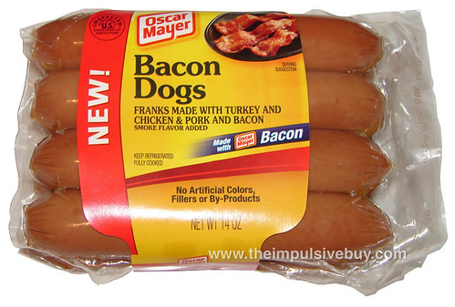 Where To Buy Oscar Mayer Bacon Hot Dogs