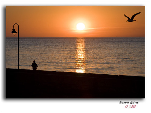 Al Atardecer by galvin2008