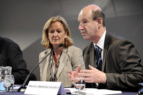 Dr Linda Davies - Martin Brocklehurst