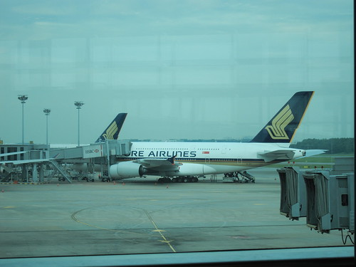 Singapore Airline AirBus A380