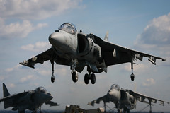 aviation, airplane, vehicle, fighter aircraft, ground attack aircraft, jet aircraft, mcdonnell douglas av-8b harrier ii, air force,