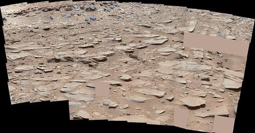 Curiosity sol 309 MastCam right