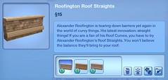 Roofington Roof Straights