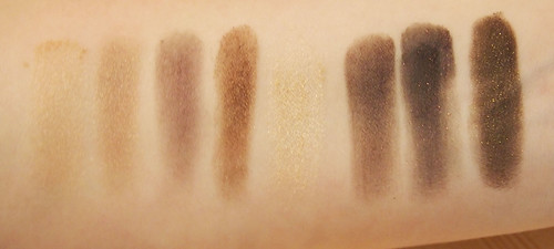 browns swatch