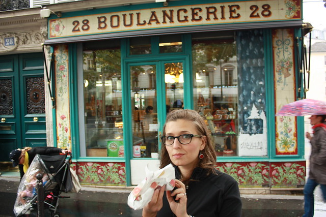 The Eclairs at Boulangerie 28, Paris, France – The Everywhereist