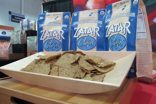 Grains and Seeds in New Places, Flamous Brands - Sprouted Multigrain Zatar Chips (5)