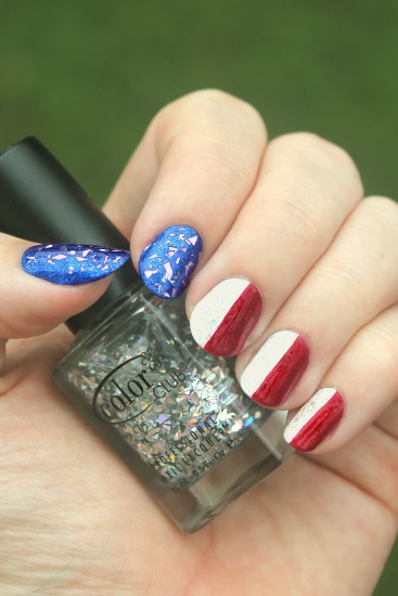 July 4th 2013 Nails