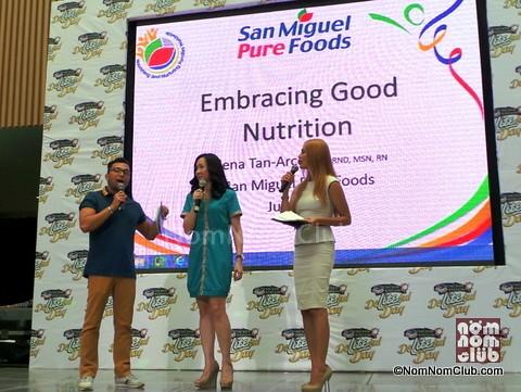 """Embracing Good Nutrition"" Wellness Seminar"
