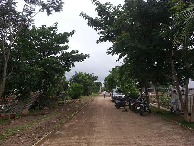 Visit Gandharva Excellence, 1 BHK 1.5 BHK 2 BHK 2.5 BHK 3 BHK 3.5 BHK Flats on Dehu Alandi Road, near Modern College of Pharmacy, Borhadewadi - Moshi, PCMC, Pune 412105
