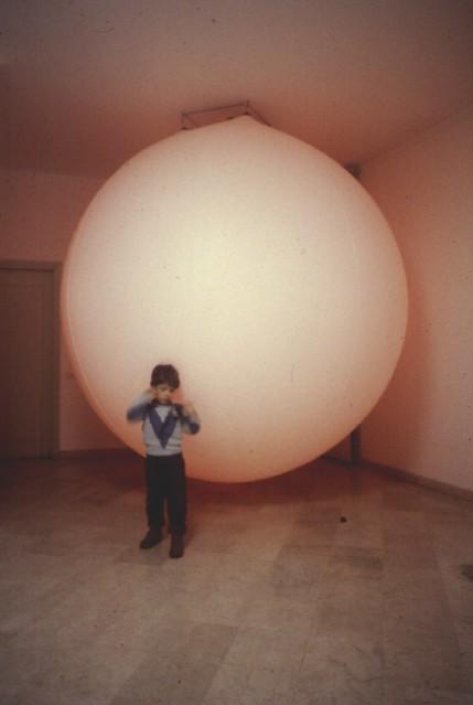 1986 Cromosfera  Boriani & Mazzucchelli, Galleria Visualità Milano