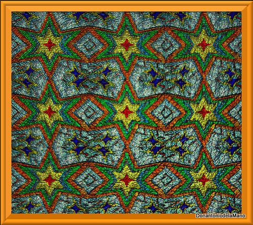 Mosaico 14 by Donantonio de la Mano