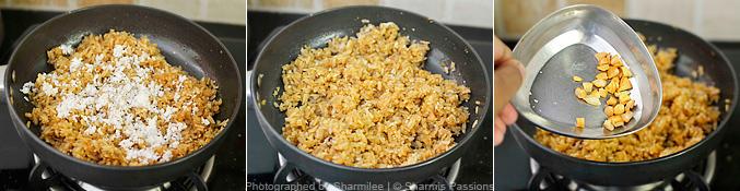 how to make jaggery rice recipe
