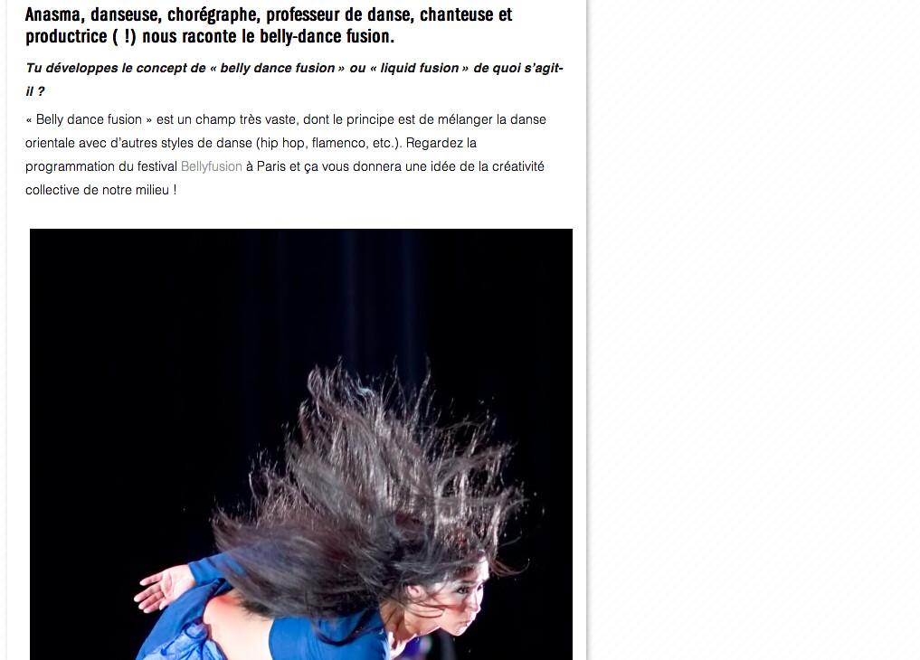 201304 Interview Anasma c'est comme ca qu'on danse 3