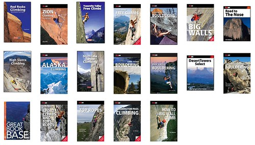 Lifetime Supply of Supertopo Guidebooks
