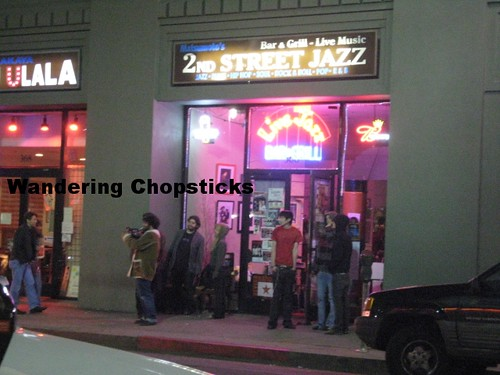 Matsumoto's 2nd Street Jazz - Los Angeles (Little Tokyo) 1