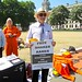 "David Harrold says, ""Free Shaker Aamer"""