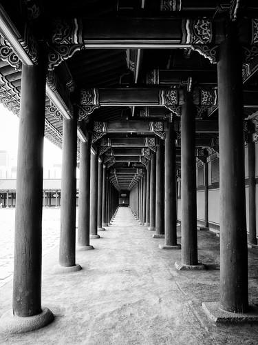 Linear Gyeongbokgung