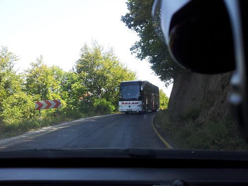 És jött egy busz!
