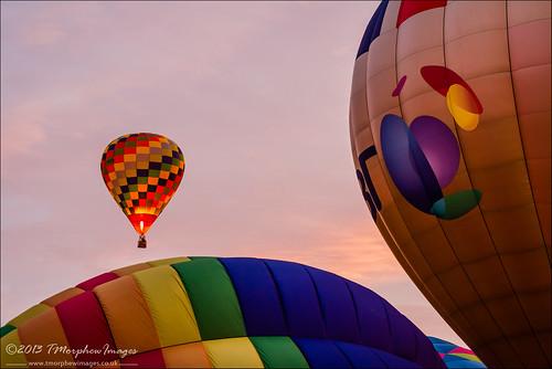 morning sunrise canon balloons northampton colours flight 7d hotairballoons balloonfestival billingaquadrome northamptonballoonfestival 2013 efs1755f28 3lt52