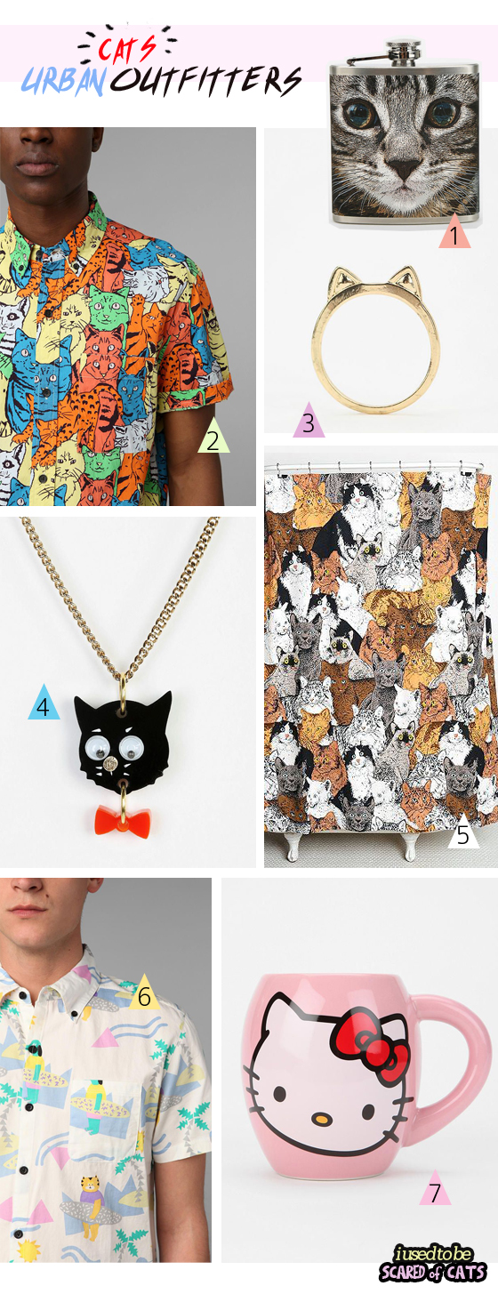 urban outfitters cat items