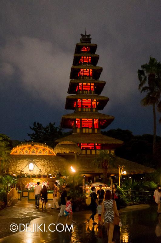 Tokyo Disneyland - Adventureland / The Enchanted Tiki Room - Stitch Presents ALOHA E KOMO MAI!
