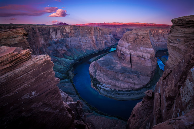 Horseshoe Bend, A Different Perspective