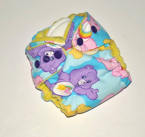 Bumstoppers Newborn Care Bears Fitted **2nd**