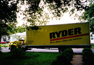 The Moving Van at 925 E. 49th St.