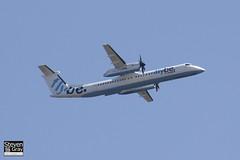 G-ECOC - 4197 - FlyBe - De Havilland Canada DHC-8-402Q Dash 8 - Luton - 2013 - Steven Gray - IMG_7925