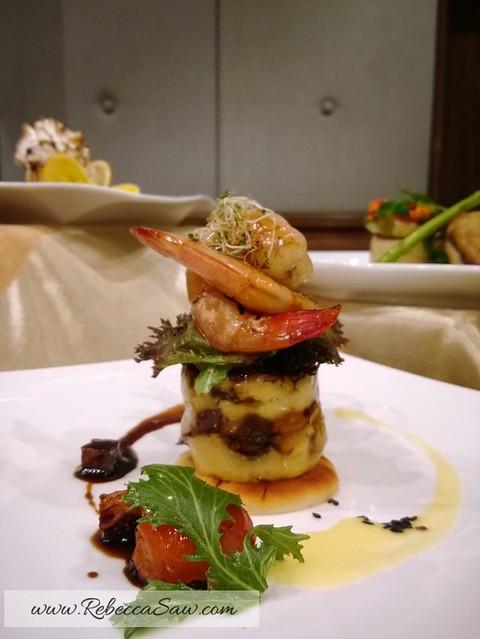 kl restaurant week 2013 - rebeccasaw - cibo subang holiday villa