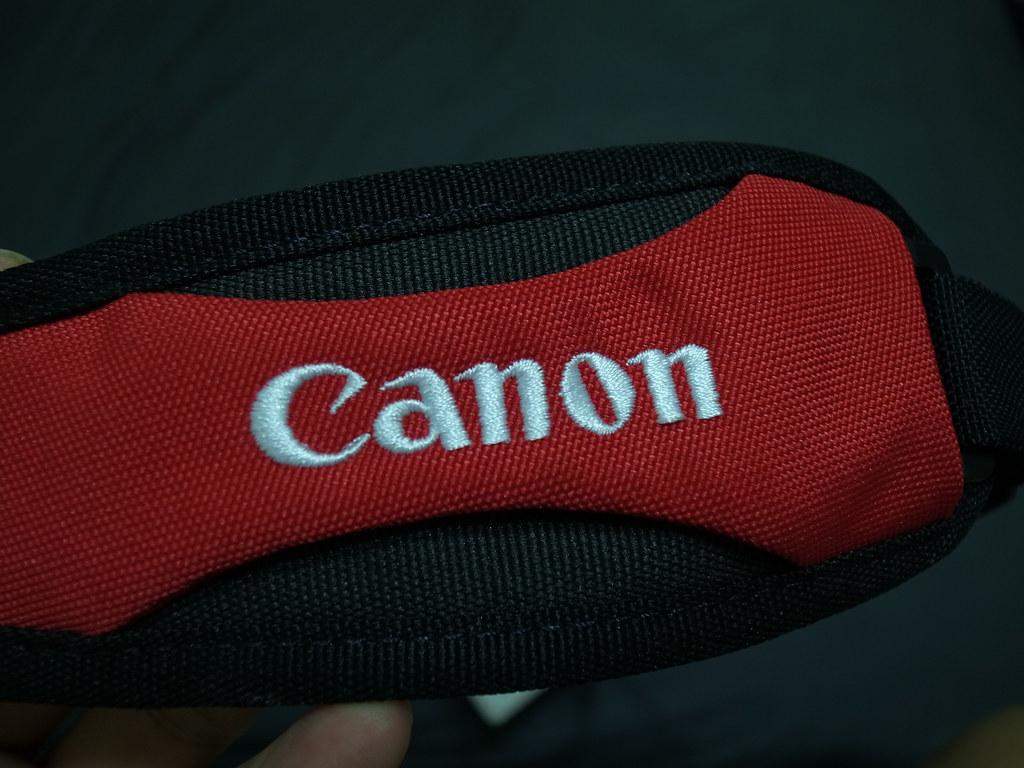 Canon 小野人肩帶 crumpler industry disgrace