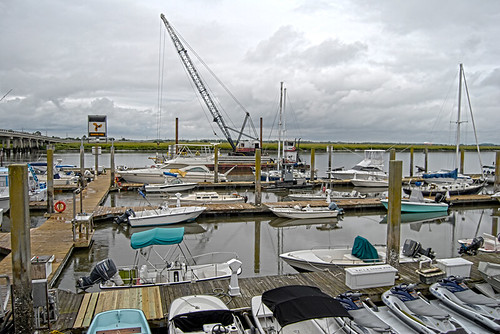 The Marina Upgrades and Additions Begin