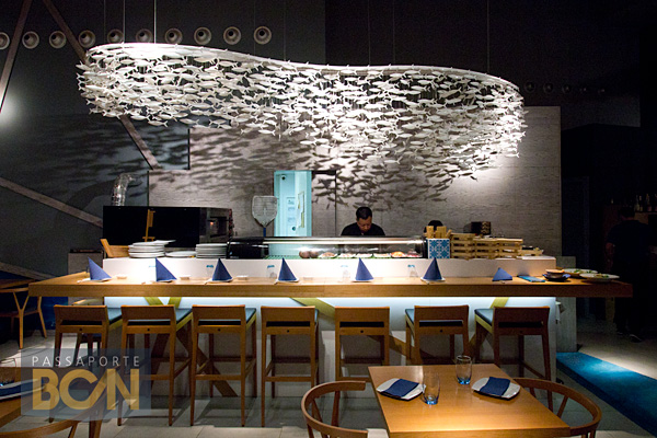 restaurante Watatsumi, Barcelona