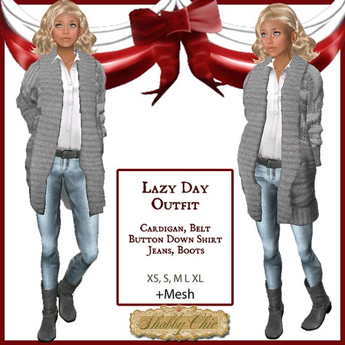 Shabby Chic Lazy Day Outfit by Shabby Chics