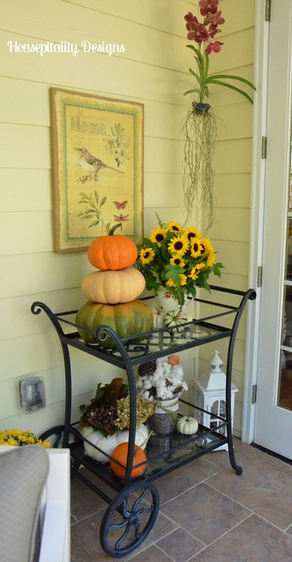 2013 Fall Upper Porch